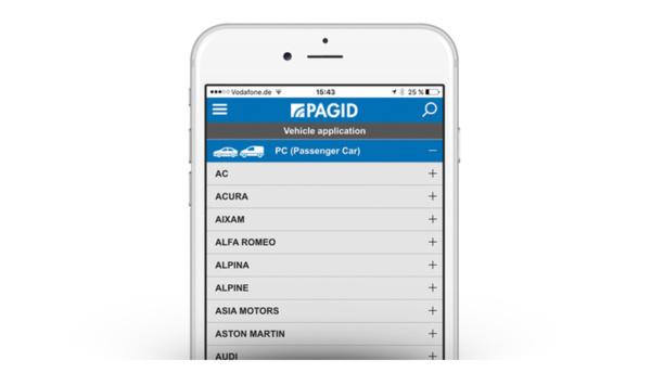 Pagid App